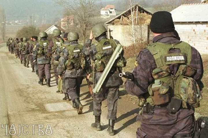 Деблокирање Србице